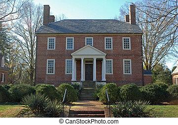 Kenmore - Home of Betty Washington Lewis - Fredericksburg,...