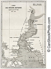 Kennedy channel map - Kennedy channel old map. Created by ...