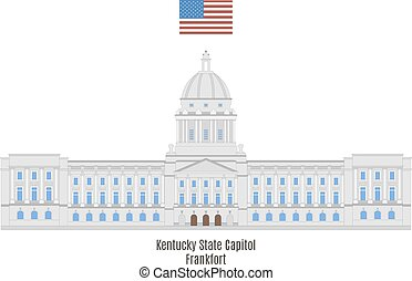 Kentucky State Capitol, Frankfort, United States of America