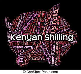 Kenyan Shilling Means Forex Trading And Exchange - Kenyan...