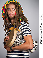 kerel, rastafarian