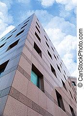 kereskedelmi, melléképületek, épületek