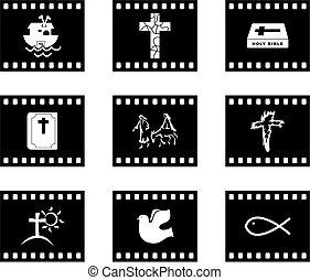 keresztény, film