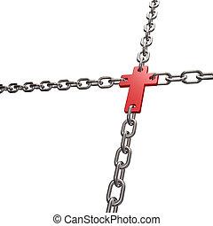 keresztény, kereszt