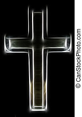 keresztény rajzóra, kereszt