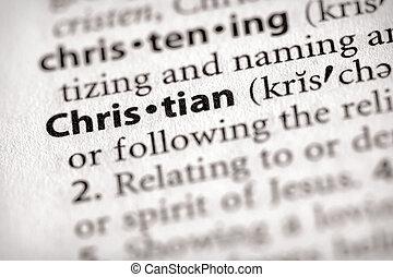 keresztény