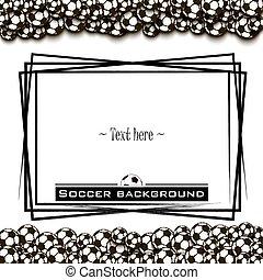 keret, futball labda