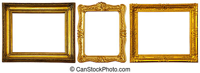 keret, kevés, állhatatos, arany