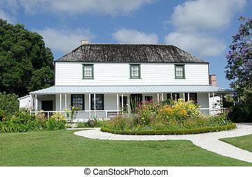 Keri Keri - New Zealand - Historic Mission Station Kemp ...