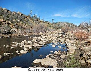 Kern River in northern California