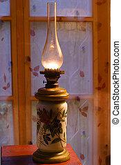 kerosene / oil lamp