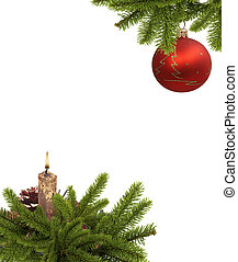 kerst decoraties