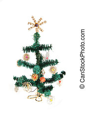 kerstboom, vrijstaand