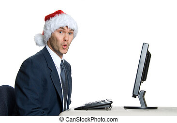 kerstman, man