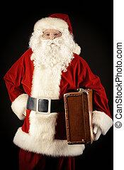 kerstman, traditie