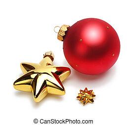 kerstmis bal
