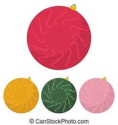 kerstmis, balls-02