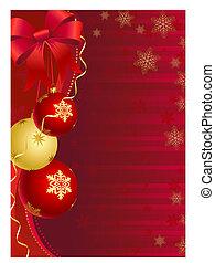kerstmis, decor