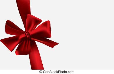 kerstmis, en, schenking kaart