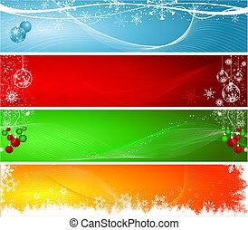 kerstmis, headers