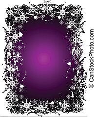 kerstmis, illustratie, vector, abstract