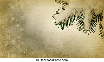 kerstmis kaart, ontwerp