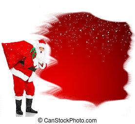 kerstmis, kerstman