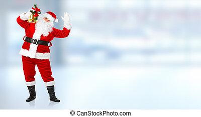 kerstmis, santa claus
