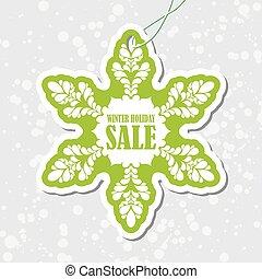kerstmis, verkoopmarkering