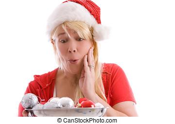 kerstmis, verrassing