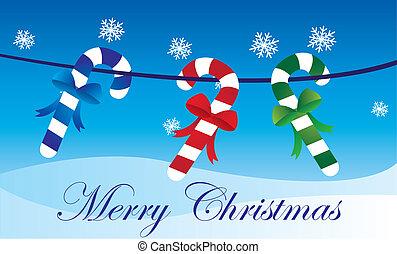 kerstmis, versuikeren