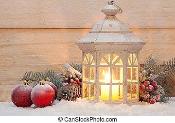 licht laterne weihnachten schnee kerze romantische stockfotos suche fotografien. Black Bedroom Furniture Sets. Home Design Ideas