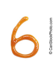 ketchup number 6