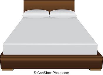 kettes ágy