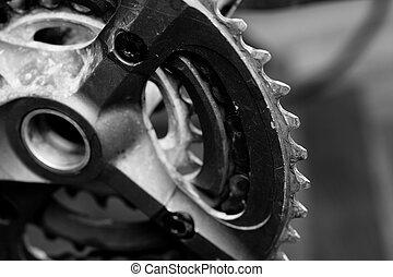 ketting, fiets