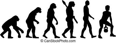Kettlebell evolution