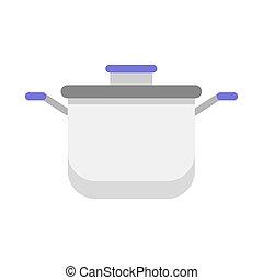 keuken, gereedschap, verzameling