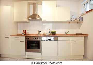 keuken, interieur