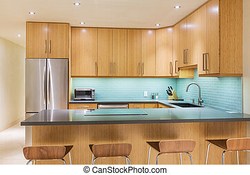 keuken, moderne