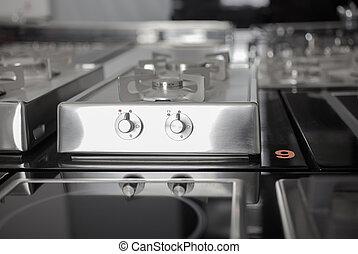 keuken, verbreidingsgebied