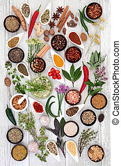 keukenkruiden, kruiden