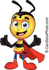 kevés, szuper, méh