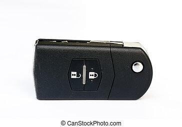 key., リモート, 自動車