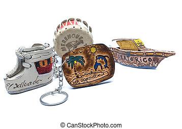 key chain souvenirs latin american countries