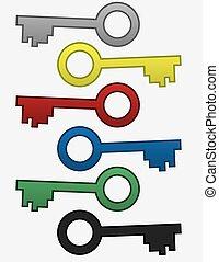 Key Colors