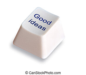 key for good ideas