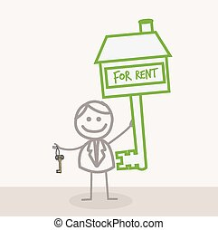 Key For Rent