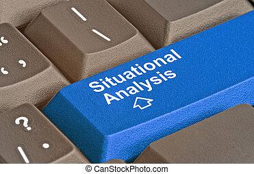 Key for situational analysis