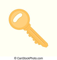 Key icon Vector.