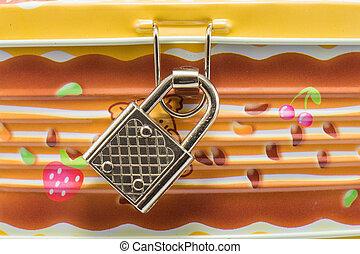Key lock box beautiful